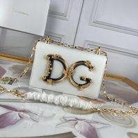 ingrosso borsa donna elegante-2019 marca moda borsa a tracolla delle donne catena di metallo elegante crossbody piccolo messenger bag tote borse sac À borse principali f-g2