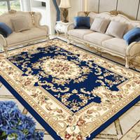 chinesische teppiche großhandel-Dongsheng Teppich 420 V europäischen amerikanischen chinesischen Stil Wohnzimmer Sofa Tisch Bett großes Schlafzimmer Teppich