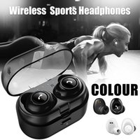 chinesische drahtlose kopfhörer großhandel-CP7 TWS Bluetooth5.0 Headset Drahtlose Ohrhörer Mini-Ohrhörer mit Ladekasten Wechseln Sie zwischen Chinesisch und Englisch
