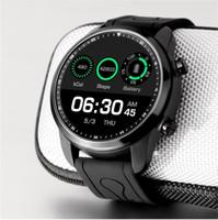 dişli telefonu toptan satış-Samsung dişli s4 için Akıllı İzle KC03 1.3 inç Ekran Android 6.0 2.0mp kamera MTK6737 4g GPS WIFI Bluetooth kalp hızı Smartwatch (Perakende)
