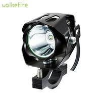 farol do transformador venda por atacado-Walkfire Transformadores T6 LED Motocicleta de Condução Farol de Nevoeiro Da Frente Da Bicicleta Luz Da Cabeça Da Bicicleta Guiador Spot Lanterna Farol # 711330