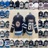de1dfeeba Wholesale byfuglien jersey for sale - Group buy 2019 Winnipeg Jets Blue  Third Jersey White Kyle