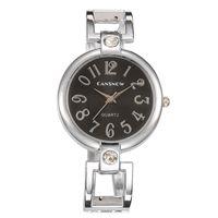 zubehör armbänder großhandel-Damenuhren Modetrend Quarz Stahl Einfach Armband Accessoires Beauty Gold Uhren Luxus Elegant Accessoires Damenuhr