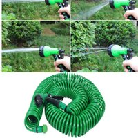 Wholesale expandable magic hose for sale - Group buy Hot Selling M Garden Hose Expandable Magic Flexible Water Hose Plastic Hoses Pipe With Spray Gun Watering Irrigation