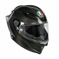 Wholesale carbon motorcycle helmets black for sale - Group buy AGV Pista GP R Gloss Carbon Motorcycle Motorbike Full Face Helmet All Sizes