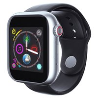 Wholesale music watch phone resale online - Z6 Bluetooth Smart Watch Waterproof Bracelet Sport Watch Supports Android Phone SIM Card and Camera Pedometer Music Control