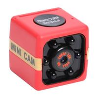 pequeña cámara espía grabadora al por mayor-FX01 mini cámara IP Cam HD 1080P visión nocturna Videocámara micro cámara de vídeo DVR DV registrador 10pcs / lot