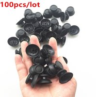 Wholesale playstation controller buttons resale online - 100pcs PS4 Analog Cover D Shell Thumb Sticks Joystick Thumbstick Mushroom Cap For Sony PlayStation PS Controller Gamepad