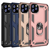 Wholesale plastic cases online – custom For Iphone Case with Kickstand Heavy Duty Shockproof Soft TPU Hard PC Protection Back Cover For Iphone Xs Max