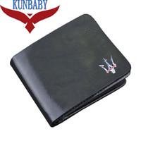 ingrosso nuova automobile di telecomando di marca-Pacchetto di carte portafogli per documenti in vera pelle nera con logo in vera pelle per Maserati 1 Accessori per lo styling delle auto KUNBABY