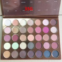 Wholesale bronze makeup palette resale online - HOT G Bronze Goals Eye shadow color Eyeshadow Palette Matte Shimmer Colors Eye Shadow Eye Makeup