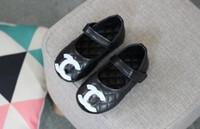 zapatos de niños de oxford al por mayor-Nueva versión coreana de zapatos para niños con base de Oxford zapatos de guisantes para niños al por mayor Zapatos de niña británica 478