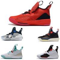 b60c0aa3 33S Utility Blackout баскетбольная обувь мужская Gym Red Chicago Athletic  33 кроссовки спортивная обувь дизайнерская обувь размер: 40-46 в продаже