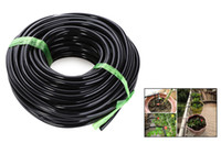 Wholesale 7mm hose for sale - 20M MM Micro Irrigation Pipe Water Hose Drip Home Garden Watering Hose PVC Hose tube Irrigation System Watering System Greenhouse