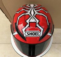 capacete de corrida completa venda por atacado-Shoei Quatorze 93 Marc Marquez REPLICA CAPACETE Full Face Capacete Da Motocicleta off road racing capacete de motocross (Replica-Não Original)