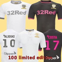 Wholesale limited edition soccer resale online - Leeds United TH anniversary Centennial limited edition centenary soccer jersey ROOFE BAMFORD ALIOSKI jerseys CENTENARY football shirts