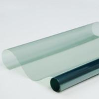 fensterfarbe leuchtet großhandel-Sunice 0.5x1m hellblaue Farbe 65% VLT 95% IR-Abweisung 100% UV-Schutzfolien für Autofenster