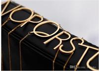 ingrosso decorazioni di cigno di natale-VIP clienti Prodotto su misura speciale link-ciondolo collana in oro placcato argento