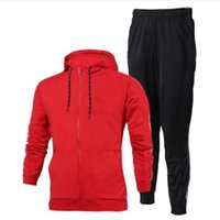 Wholesale clothes for running for sale - Winter Tracksuits For Men Brand Designer Coats Tops Pants Suits Logo Fashion Autumn Cardigan Men Hoodies Sweatshirts Zipped Mens Clothing