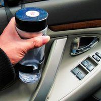 ingrosso tazza di tè-Creativo universale regolabile flessibile auto camion porta bottiglia tazza di montaggio stand accessori auto per bere acqua tè spedizione gratuita