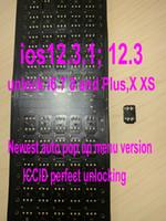 iphone 5s t mobile venda por atacado-Onesim Desbloqueia iOS 12.3 e iOS 12.3.1 para US / T-mobile, Sprint, Fido e DoCoMo outras operadoras Turbo Sim