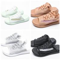 Wholesale sandal women sports resale online - 2019 men women V2 streetwear Outdoor Sandals for women men Sports Running shoes good price Training Sneakers Trainers cheap Sports Shoes
