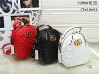 name brand backpack großhandel-3A mode rucksack weiblichen markenname rucksack casual bag mode hochwertige pu-leder luxus designer handtasche italien beutel