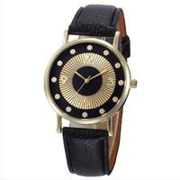 женские часы для женщин оптовых-GENEVA Unisex Simple Number watches women japanese fashion  watch Quartz Canvas Belt Wrist Watch girls gift Reloj Mujer