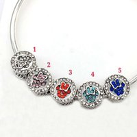 Wholesale diy kids bracelets necklaces for sale - Group buy mixed color charm beads sweet mouse charms fit for kids girl women bracelet bangle necklace Diy Jewelry Accessories as christmas gift