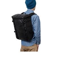 ingrosso annata regalo rosso scuola-Zaino impermeabile per laptop da 16,5 pollici Sport fitness Abbigliamento outdoor Zaino da viaggio Moda stile di alta qualità