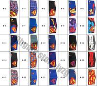 demir adam cüzdan toptan satış-350 tarzı Silikon cüzdan Avengers vb tüm oyun filmi Demir adam superman cüzdan Kısa Kart Sahipleri