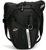 naylon bacaklar toptan satış-Naylon Bel Bacak Çantası Paketleri Su Geçirmez waistpack Motosiklet Komik Damla Kemer Kılıfı Fanny Paketi Bel çantası Kemer Paketleri