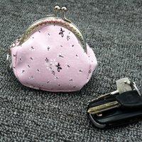niedliche einfache brieftaschen großhandel-Damenmode geldbörse mini tasche größe tasche cartoon nette brieftasche einfache frische hand aufbewahrungstasche mädchen mini brieftasche Billetera