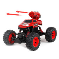 беспроводная игрушка оптовых-2.4G Four-Wheel Drive Water Bubble 1:12 Big Foot Off-Road Vehicle Wireless Charging Remote Control Car Climbing Car Toy
