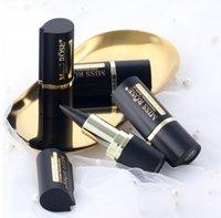 Wholesale eye black stick for sale - Group buy Miss Rose Professional Black Eyeliner Stick Eyeswear Smooth Long Lasting Makeup Eyes Liner Pen Maquiagem Brand New