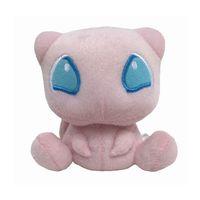 ingrosso sogni occhi-15cm mew peluche pikachu Animali di peluche Action Figure Bambola di pezza Testa quadrata Dream Dream Blue-Eye Peluche ripiene L181