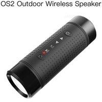 fikir aksesuarları toptan satış-JAKCOM OS2 Açık Kablosuz Hoparlör Hoparlör Aksesuarları yılında Sıcak Satış mini şirket protetor güneş smartwatch için fikirler olarak gt08