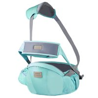 Wholesale kangaroo baby pouch resale online - AINOMI Baby Sling Carrier Walkers Waist Stool Kangaroo Front Facing Newborn Hip Seat Infant Carrier Wrap Pouch Holder Hipseat