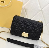 Wholesale simple fabric patterns for sale - Group buy New pattern thorn line new simple leather shoulder messenger bag leather wild women s fashion shopping bag show models