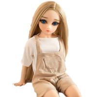 bonecas de silicone grátis venda por atacado-65 centímetros Silicone Sex Doll frete grátis Jovem Mini Sex Doll Rubber Doll para Sexo por Homens Fábrica da China