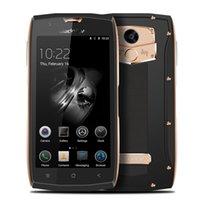 android smartphone micro sim karte großhandel-Wasserdicht IP68 Blackview BV7000 4G LTE 2GB 16GB 64-Bit Quad Core MTK6737T Android 7.0 5.0