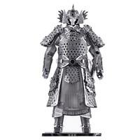 Wholesale figure warriors resale online - Diy Piececool Metal Toy Educational Models Warriors Armor P049 s Orignal Design d Puzzle Kids Toys Q190530