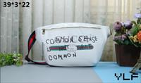 metallketten für männer großhandel-Neue Männer Frauen PU Umhängetasche Hüfttasche Umhängetasche Modemarke GUCCI Brust Tasche Handtasche Metall Kettenriemen hohe Qualität