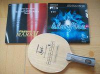 kauçuk yarasalar toptan satış-Yasaka karbon malin karbon Masa Tenisi Bıçakları TABLO TENİS RACKET ping pong yarasalar S1, M1, MV, R7 raket için masa tenisi kauçuk