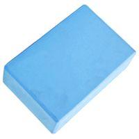 блоки пены для тренировки оптовых-NEW Yoga Pilates EVA Foam Block Brick Stretch Exercise Gym Brick