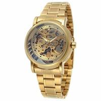 наручные часы оптовых-Forsining 106 Forsining Full Black автоматические часы из нержавеющей стали мужские наручные часы высокого качества