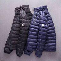 marcas de ropa para hombre de mayor calidad al por mayor-chaqueta para hombre de la capa del invierno Monclers Canadá marca de moda de invierno de alta calidad de algodón cómodo caliente ropa informal salvaje parka hombres al aire libre