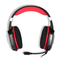 Wholesale cell phone gaming resale online - Gaming Headphone KOTION EACH mm Game Headset Noise Canceling Headband Headphones with Mic Microphone for PC Laptop Cell Phone
