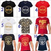 yeni renkler kot erkekler toptan satış-10 Renkler Yeni Robin T-shirt Erkekler Robin Kot Gömlek Erkek Tasarımcı T Gömlek Robins Dibe Robins Gömlek Tops Artı Boyutu M-3XL