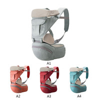 Wholesale ergonomic carrier for sale - Group buy Baby Carrier Ergonomic Backpack Hipseat for Newborn Prevent O type Legs Sling Wrap Travel Portable Multifunction Kangaroos Belts